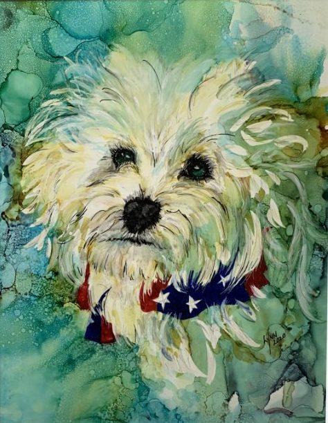 Patriotic Pup